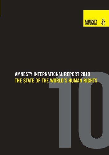 Amnesty International Report 2010: The State of the World's Human Rights PDF