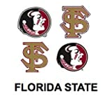 Innovative Adhesives BC-12 Florida State University Fan-A-Peel Temporary Tattoo-Sticker at Amazon.com