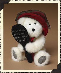 BOYDS BEAR RAZZ-BEARIES MUMMSIE