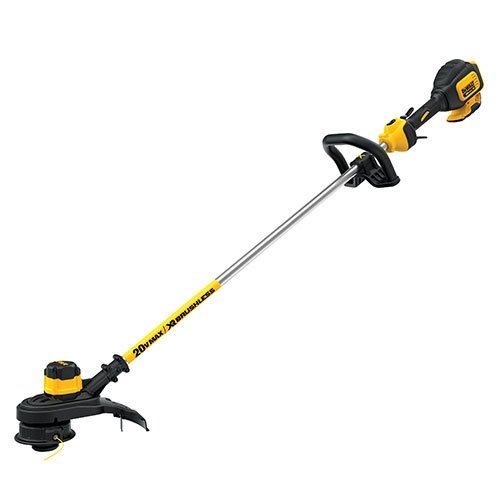 For Sale! DEWALT DCST920B 20V Lithium Ion XR Brushless String Trimmer (Baretool)