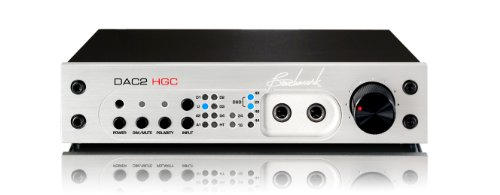 Benchmark Dac2 Hgc Silver With Remote Control