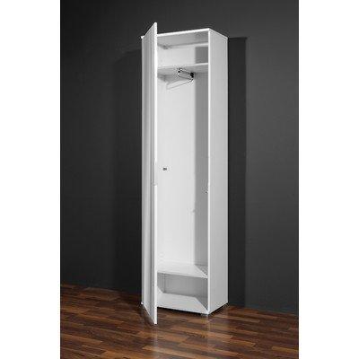 dielenschrank trento in hochglanz 55 cm breit dielen. Black Bedroom Furniture Sets. Home Design Ideas