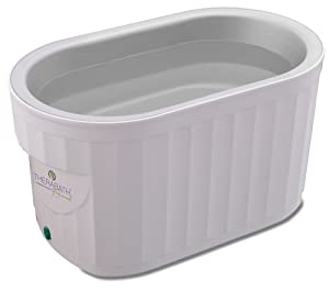 Therabath Professional Paraffin Bath, Scentfree, Maximum Capacity, 9-Pound