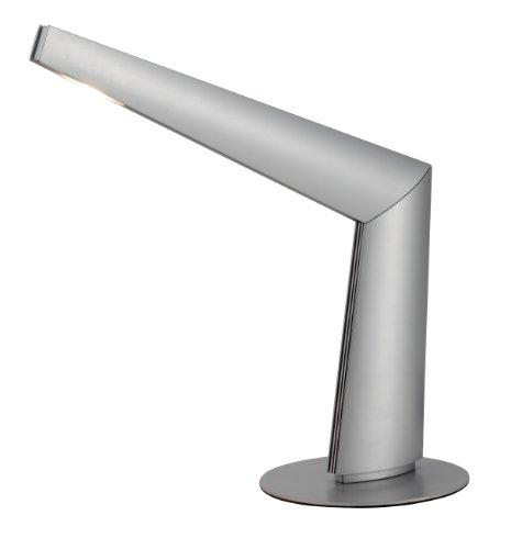 Adesso 5092-22 Sonar Led Desk Lamp, Steel