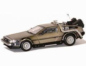 Back To The Future Part 2 Time Machine 1:18