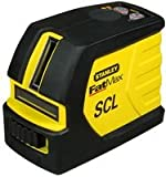 Advanced STANLEY - SCL - CROSS LINE LASER, SCL KIT - 1 Set - Min 3yr Cleva Warranty