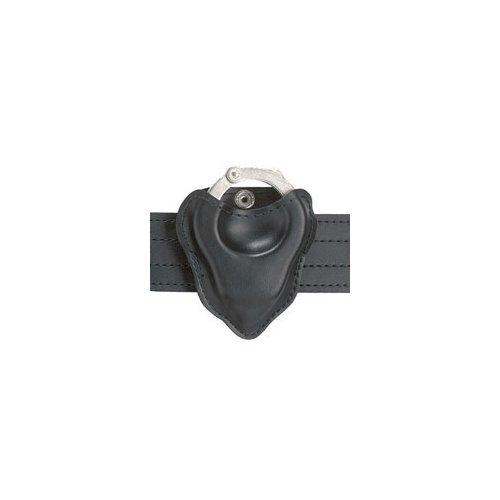 Safariland Duty Gear Open Top Basketweave Handcuff Case BlackB0000C534V
