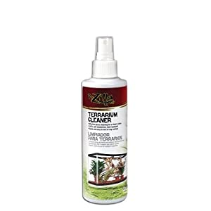 Brand New ENERGY SAVERS UNLIMITED,INC. - TERRARIUM CLEANER 8 OZ