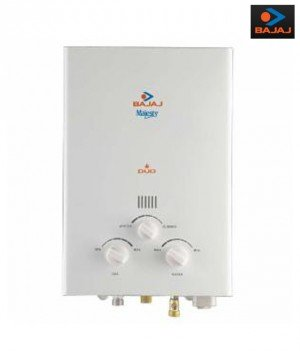 Bajaj Majesty Duo Gas 5.5-Litre LPG Water Heater