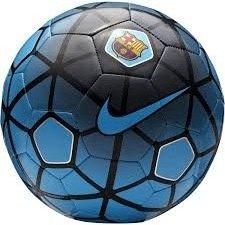 Nike Football (Blue:Black:Silver)