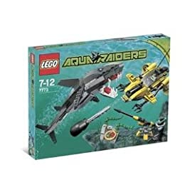 LEGO« Aqua Raiders Tiger Shark Attack [Toy]
