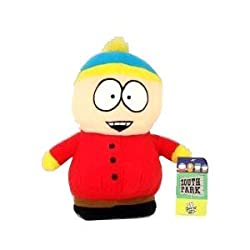 6 Inch Cartman Plush Doll - South Park Plush Toys