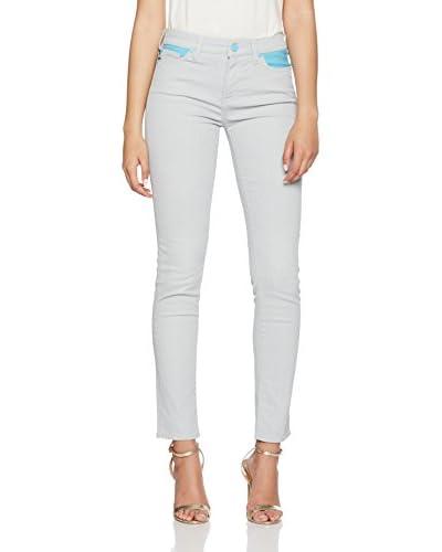 Love Moschino Pantalone  [Ghiaccio/Azzurro]
