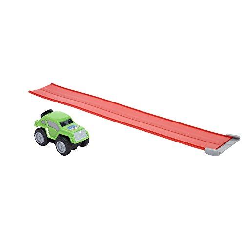 Max Tow Truck Mini Haulers Crawler, Body Style, Green