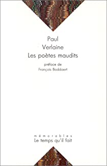 Les Poètes maudits par Verlaine