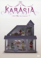 KARA 1st JAPAN TOUR KARASIA(初回限定盤) [DVD]