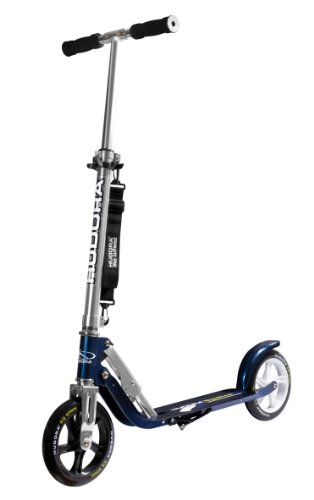 Hudora 14736 Scooter Roller Big Wheel 205 MB METALLIC BLAU LIMITED EDITION