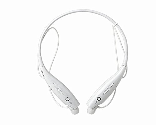 Pangshi Lg Tone + Hbs-730 Wireless Bluetooth Stereo Headset White