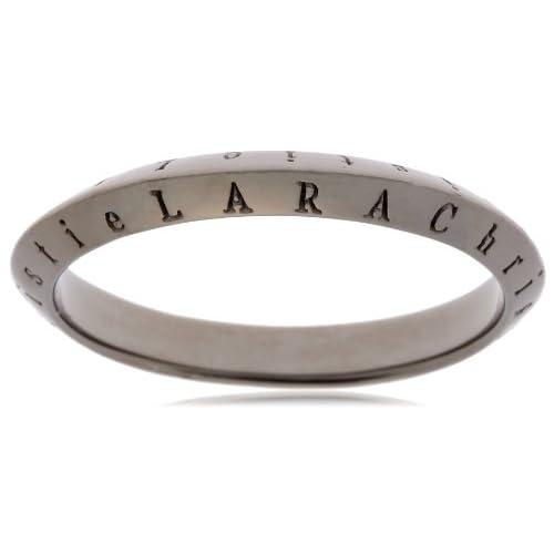 [ララクリスティー]LARA Christie 指輪 ローラシア リング [ BLACK Label ] R6025-B-19 日本サイズ19号