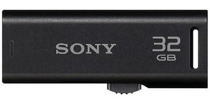 Sony Microvault 32GB Pen Drive (Black)