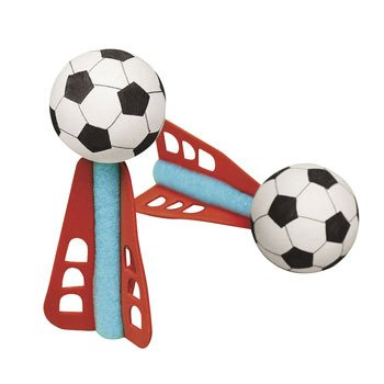 Mini Soccer Ball Missiles - Games & Activities & Flying Toys & Gliders