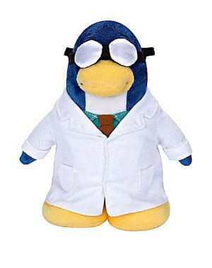 Buy Low Price Jakks Pacific Disney Club Penguin 6.5 Inch Series 11 Plush Figure Gary the Gadget Guy Version 3 Includes Coin with Code! (B004ITCZZC)