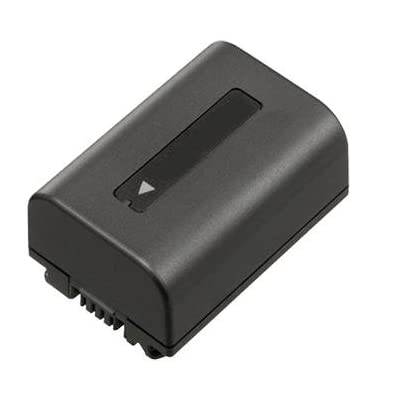 SterlingTek's POWWER Sony HDR-XR550V Battery NP-FV50 1200 mAH