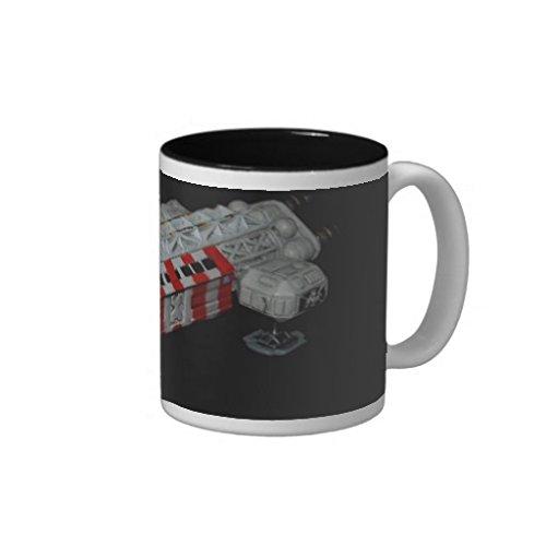 Space 1999 Rescue Eagle Coffee Mugs