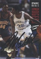 Rodney Rogers Dallas Mavericks 1994 Skybox Autographed Hand Signed Trading Card -... by Hall+of+Fame+Memorabilia