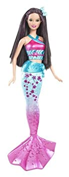 Barbie In a Mermaid Tale 2 Mermaid Asia Doll by Barbie (English Manual)