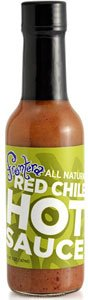 Frontera All Natural Red Chili Hot Sauce