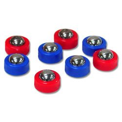Read About Carrom Shuffleboard Replacement Pucks