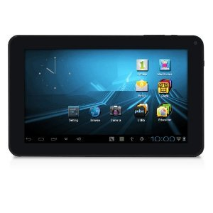 Idolian IdolPad 9″ Android 4.0 ICS OS 5 Point Capacitive Touchscreen Tablet PC 1.2GHz CPU 512Mb DDR3 RAM 8Gb Storage Front Camera Supports G-Sensor, 3D Games, micro-SD card 3G WIFI USB