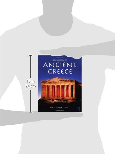 Encyclopedia of Ancient Greece (Encyclopedias of the Middle Ages)