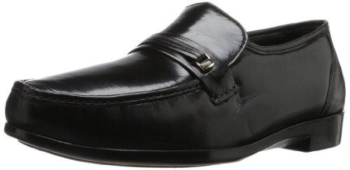 Bostonian Men's Prescott Slip-on, Black, 9.5 D