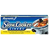 Reynolds Slow Cooker Liners, 4-Count (Pack of 4)