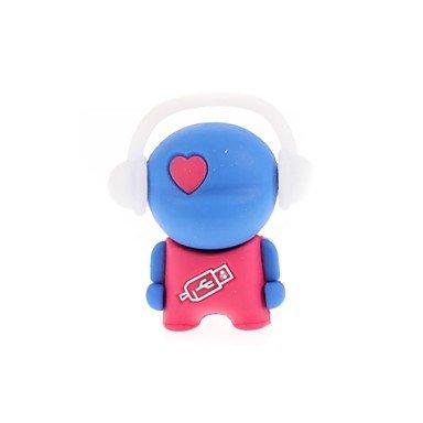 Zcl Zp Music Boy Character Usb Flash Drive 8Gb