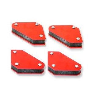 New 4 Pc Set Welding Magnets Welder Arc Tig Mig Welding