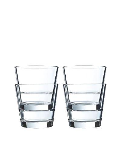 Arc International Set of 4 Stack Up 7-Oz. Juice Glasses