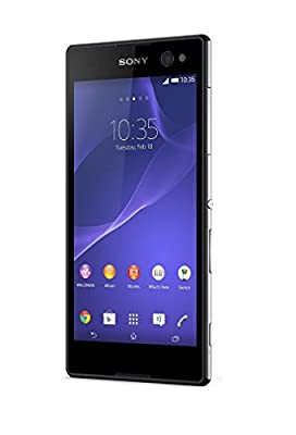 Sony Xperia C3 Dual (Starry Black, 8GB)