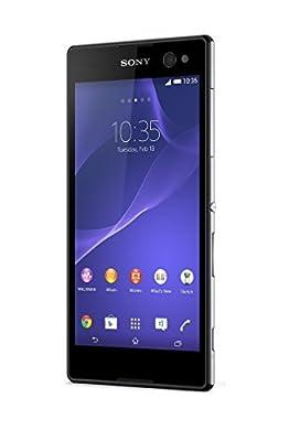 Sony Xperia C3 Dual (Starry Black, 8GB)