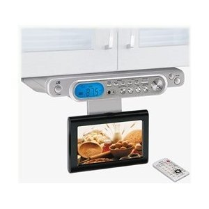 Gpx Undercounter 10.1 Inch LCD Tv