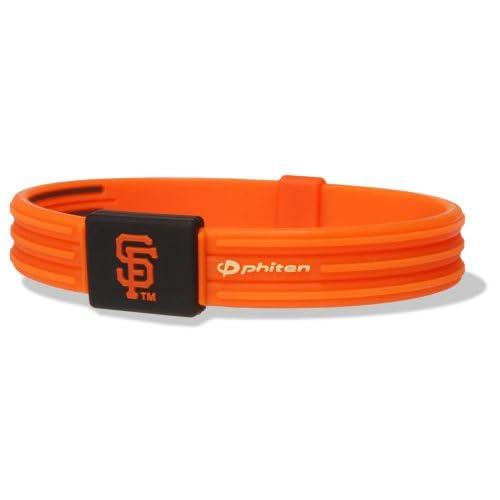 MLB San Francisco Giants Lou Seal Mascot Baseball Bracelet