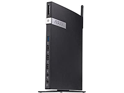 ASUS EB1036-B0644 Desktop (2.0 GHz Intel Celeron J1900 Processor, 2GB SO-DIMM, 500GB HDD, Windows 7 Professional) Black