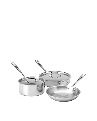 All-Clad 401599 5-Piece Cookware Set
