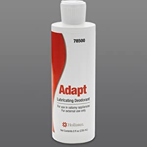 Hollister Adapt Lubricating Deodorant #78500 One 8 Oz Bottle