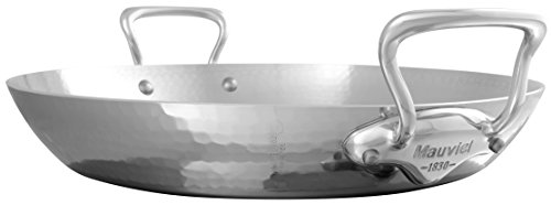 Mauviel M'elite Paella Pan - 4.1-Quart