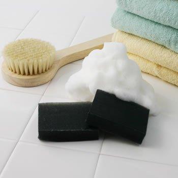 VITA洗顔石鹸EM70 黒い絹の石鹸 枠練 くすみ 毛穴 保湿