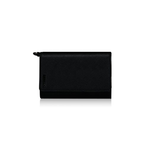 Ayano Shadow iPhone 5 compatible Black wallet