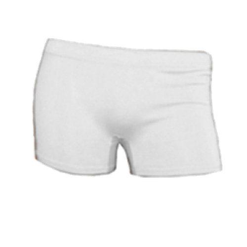 ladies-uv-neon-lycra-shorts-hot-pants-dance-party-casual-club-medium-large-10-12-neon-white